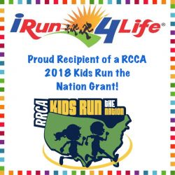 iRun4Life Selected for RRCA Grant