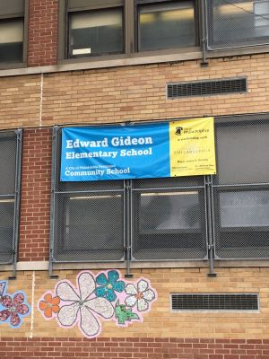 Gives Back Program - Edward Gideon School