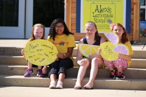 Titus 2017 Alex's Lemonade Stand