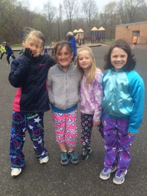 Pine Run PJ Day