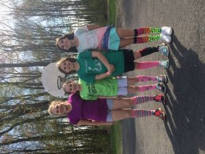 Pine Run Crazy Sock Day