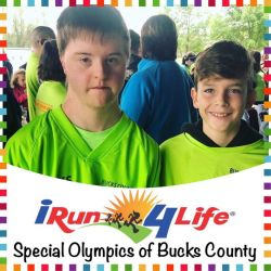 Titus Elementary and the Special Olympics Unified Sports Program