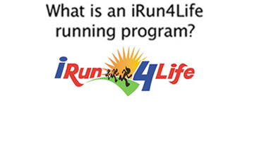 I Run 4 Life Elementary School Running Video