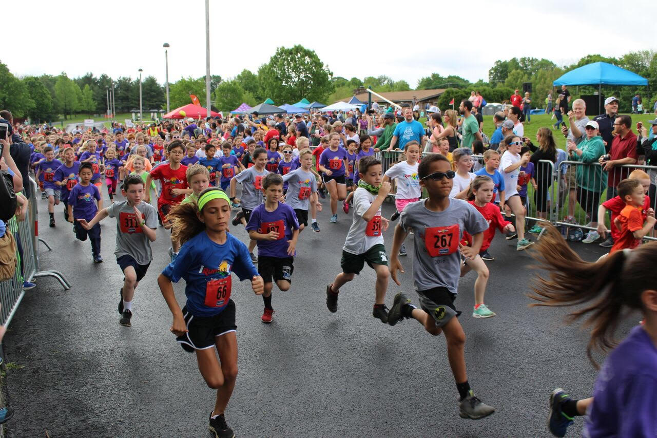 Bucks County Kids Running Program 3K
